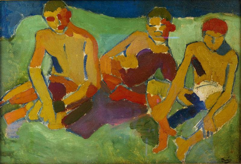 MAMVP, legs Girardin 1953