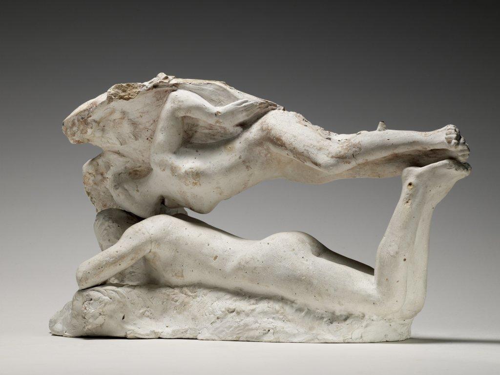 13. Rodin et la danse - Le Rêve ou Le Baiser de l'amour
