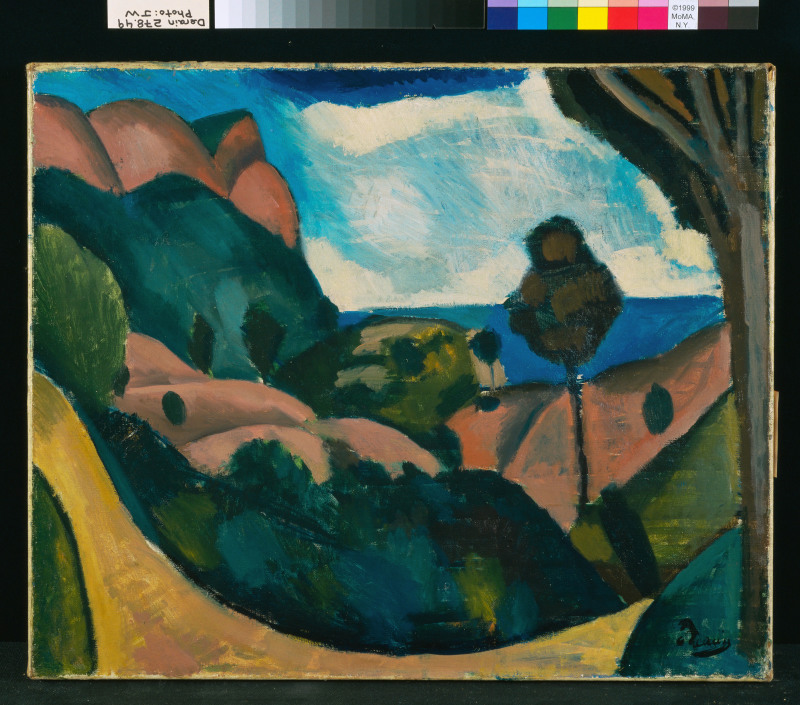 MoMA, New York, Mrs. Wendell T. Bush Fund