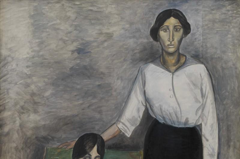 Statens Museum for Kunst, Copenhague. DonJohannes Rump 1928