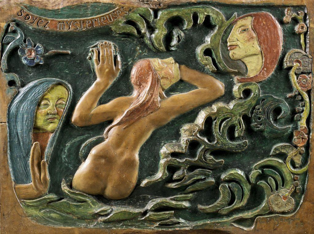 Paul Gauguin (1848-1903) Soyez mystérieuses 1890
