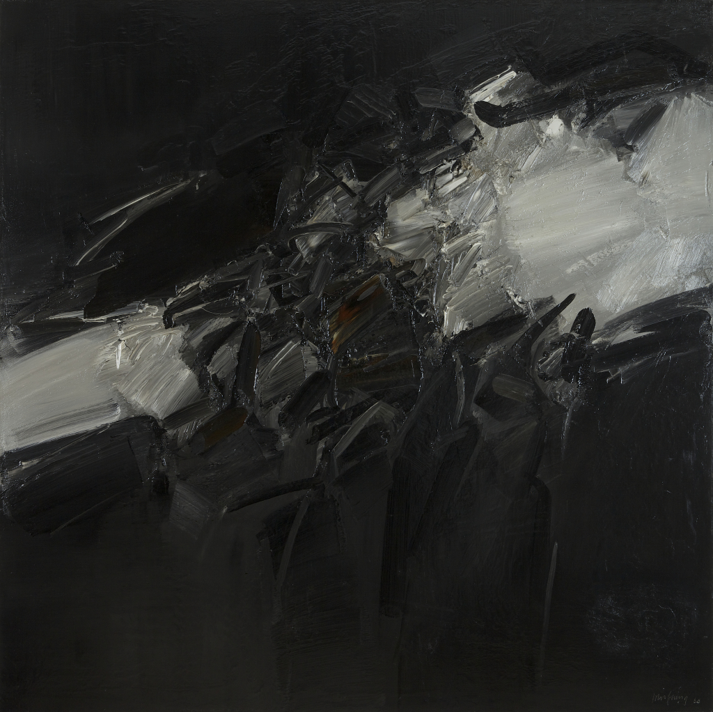 André Marfaing, Juin 60-10, 1960