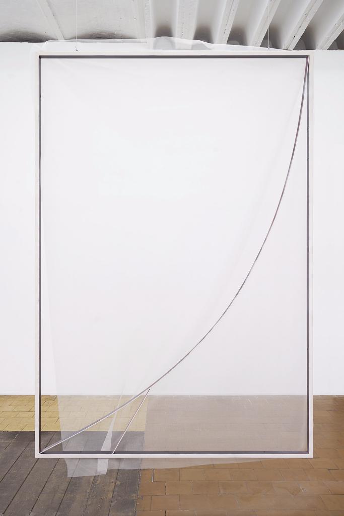 Antoine Donzeaud, Untitled Still Life (her curves), 2017 // Prix : 5 000 € (Galerie Valentin, Paris)