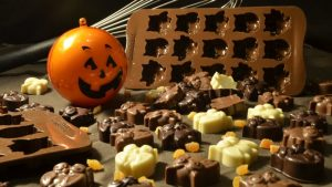 Atelier enfant Choco Story Halloween à la Maison du chocolat octobre 2017