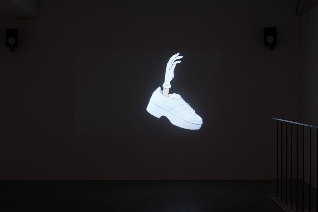 Exposition Pierre Paulin, Boom boom, run run au Frac île-de-France, Le Plateau