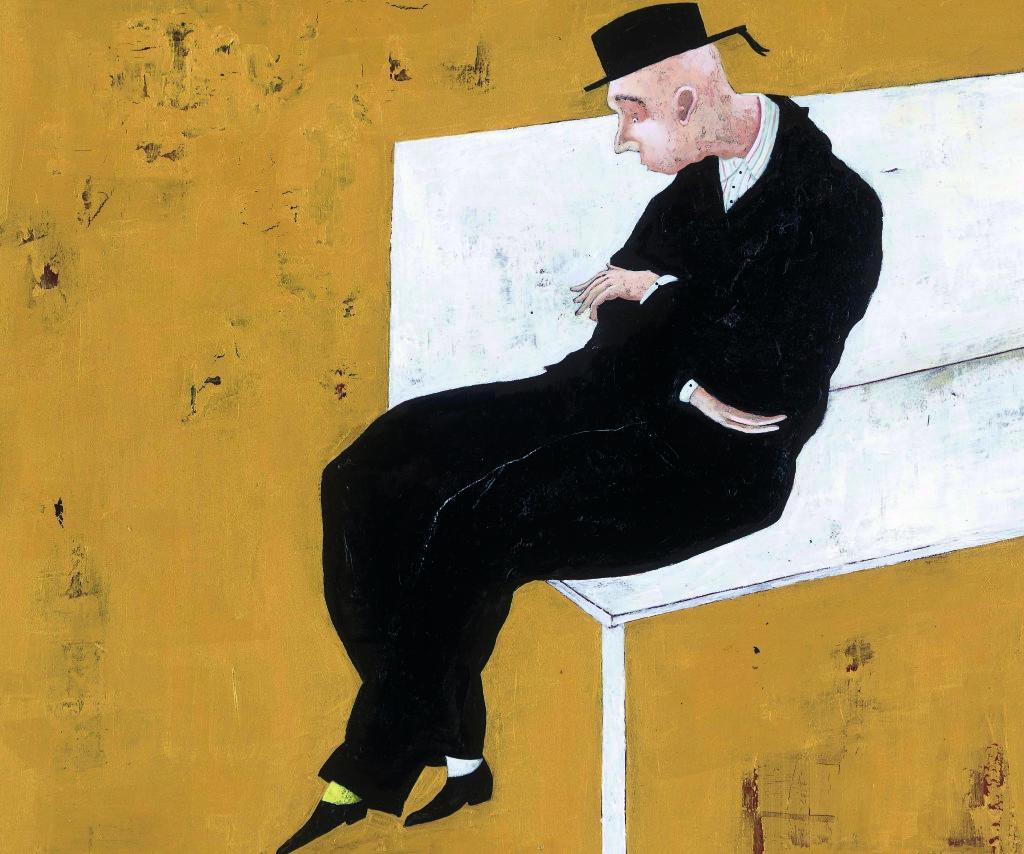 Monsieur Ferdinand, Carll Cneut, musée de l'illustration jeunesse, Moulin