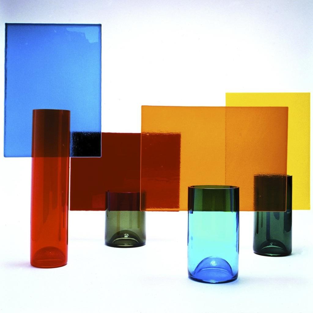 Ensemble de 5 pièces Pierre Charpin 1998-2001