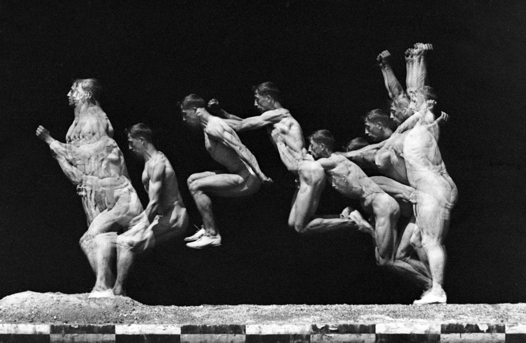 Georges Demeny, chronophotographie, Sport et cinéma, Fondation Pathé
