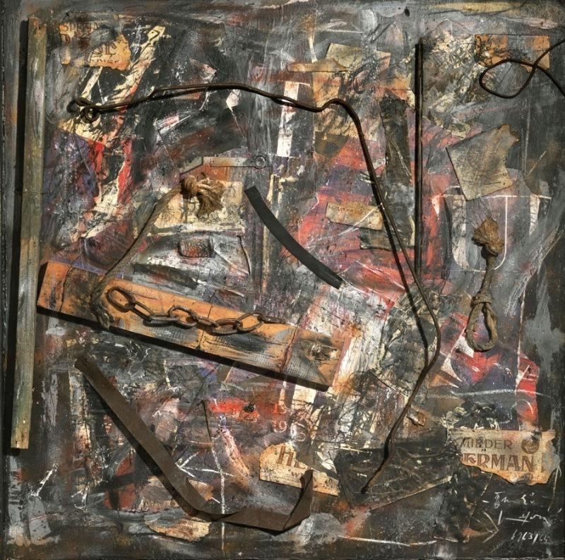 Emilio Vedova, Berlin, 1963-1964 -Tornabuoni Art Paris - FIAC 2017