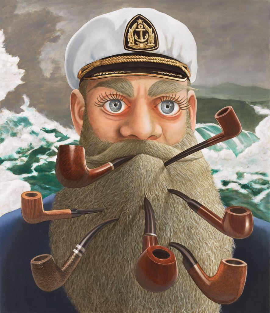 LANDERS, Captain Homer, 2016