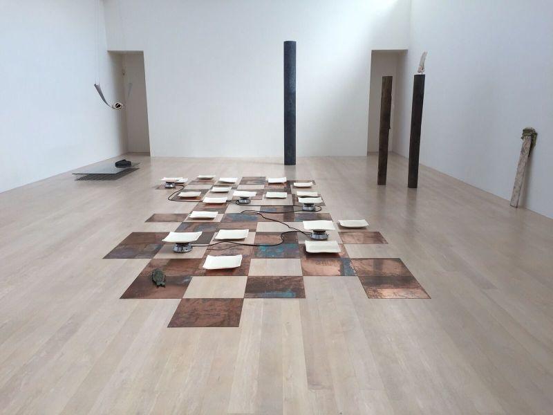 Katinka Bock, Musée eugène delacroix, hors les murs, FIAC 2017, expo in the city, carte blanche
