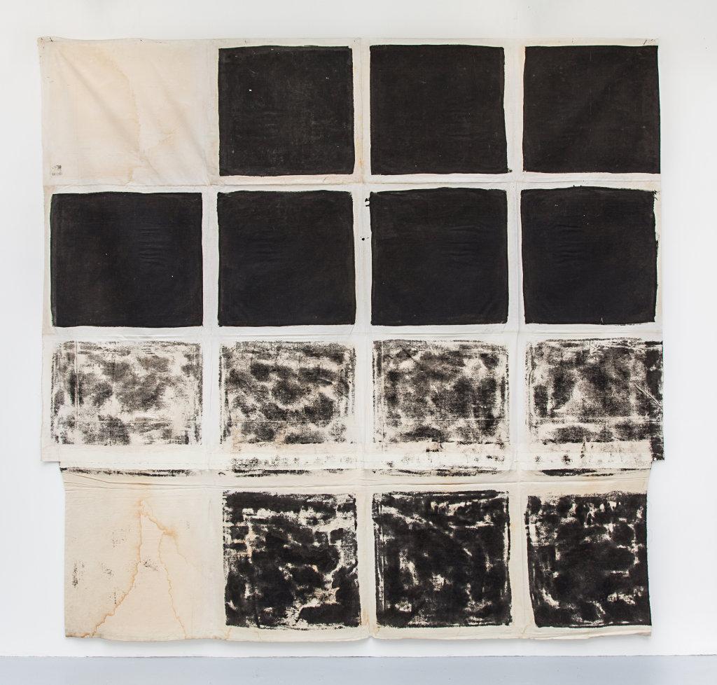 Patrick Saytour, Pliage, 1974 // Prix : 70 000 € (Galerie Valentin, Paris)