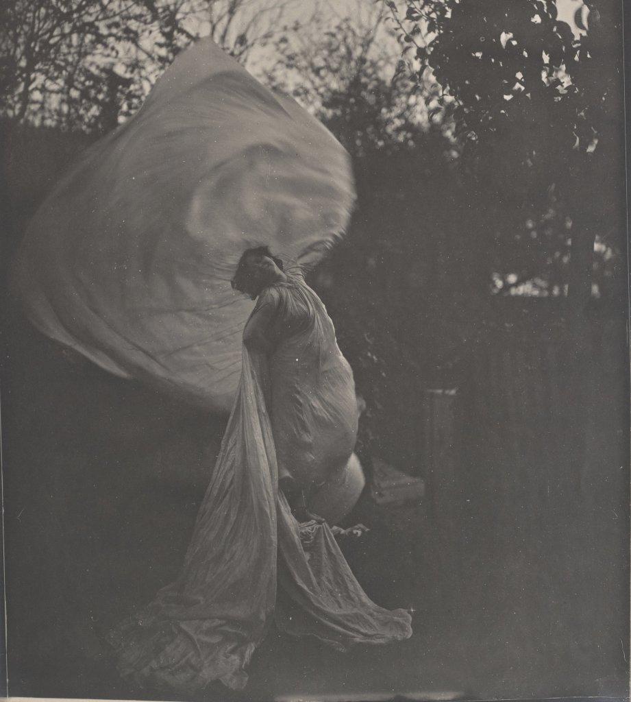 04. Rodin et la danse - Loïe Fuller dansant