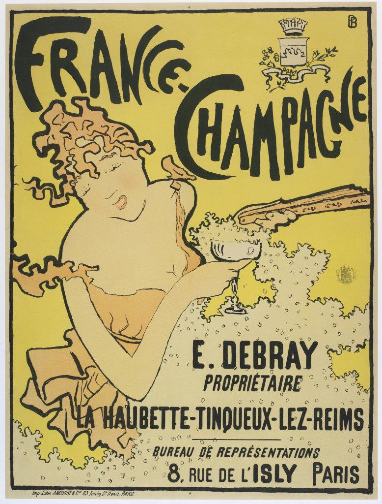 Pierre Bonnard, France-Champagne, 1891 - Bonnard. Hommage et chefs-d'oeuvre au Musée Bonnard