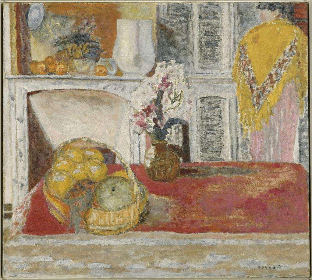 Pierre Bonnard, Le coin de Salle à manger au Cannet, v. 1932 - Bonnard. Hommage et chefs-d'oeuvre au Musée Bonnard