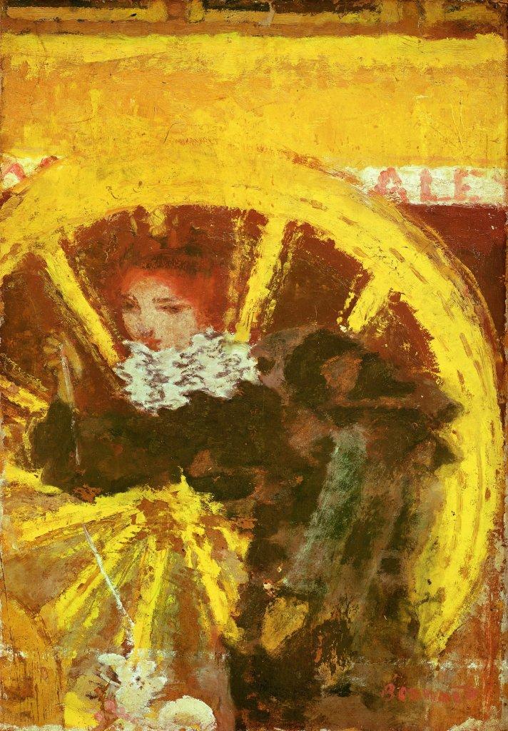 Pierre Bonnard, L'Omnibus, 1890 - Bonnard. Hommage et chefs-d'oeuvre au Musée Bonnard