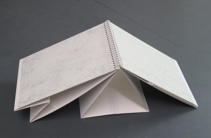Le travail de Sara MacKillop repose sur l'appropriation d'éléments de notre culture matérielle (articles de papeteries, pochettes de disques) dont elle évacue le discours pour n'en garder que la matière.