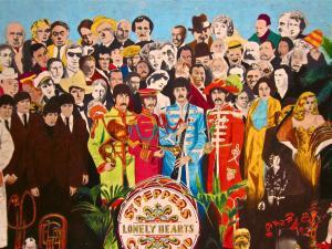 The Beatles, chorale, théâtre des champs elysées, sgt pepper, expo in the city