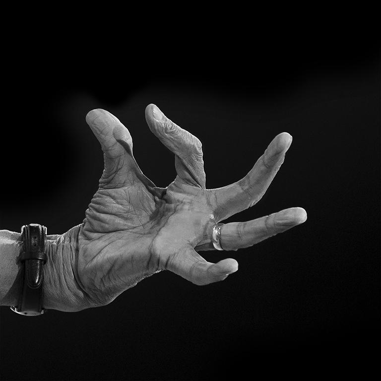 Sophie Le Roux, Al Jarreau - Exposition Le Jazz au bout des doigts, Sophie Roux à la Galerie Hegoa