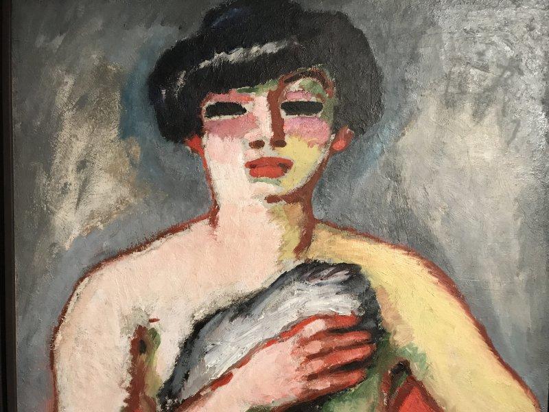 Vue de l'exposition Van Dongen et le Bateau-Lavoir - Musée de Montmartre
