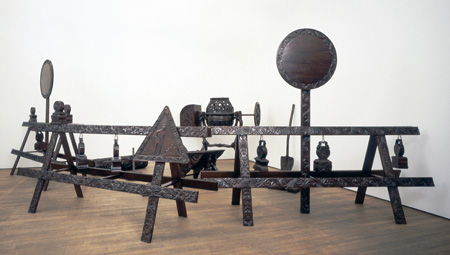 Wim Delvoye, Chantier – Labour of Love, 1992