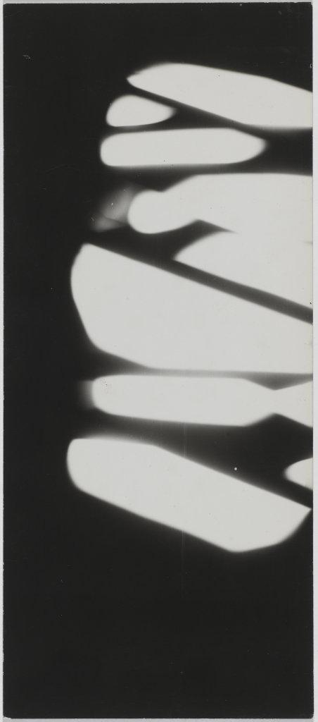 Zamecznik Wojciech, Etude pour l'affiche du Festival Automne de Varsovie, 1962