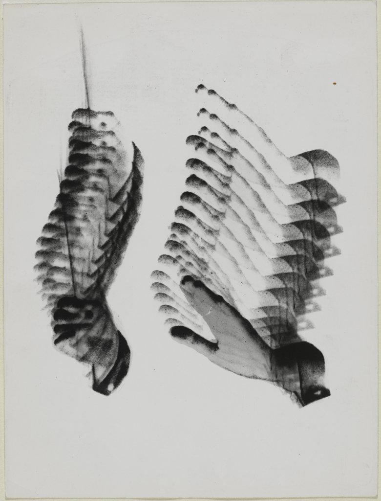 Zamecznik Wojciech, Etude pour l'affiche Musique polonaise, 1963