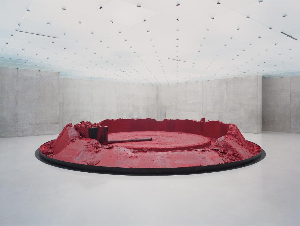Anish Kapoor , My Red Homeland, 2003