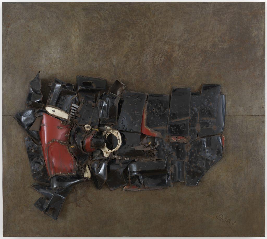 César, Bas-relief, 1961