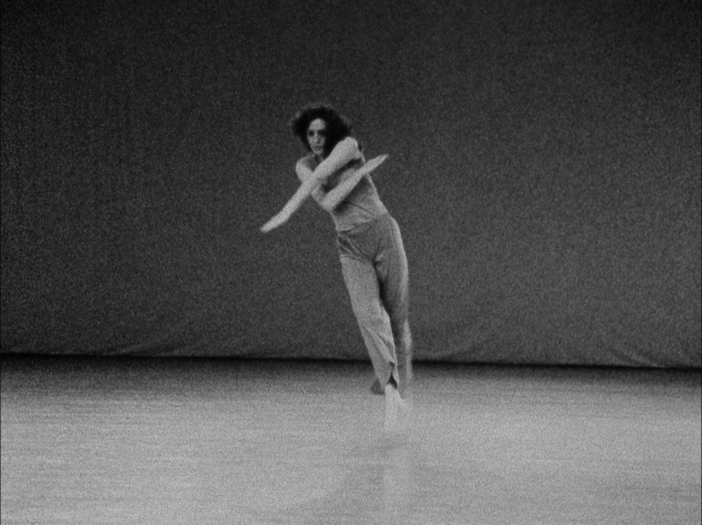 Babette Manglote / Trisha Brown, Water motor, 1978