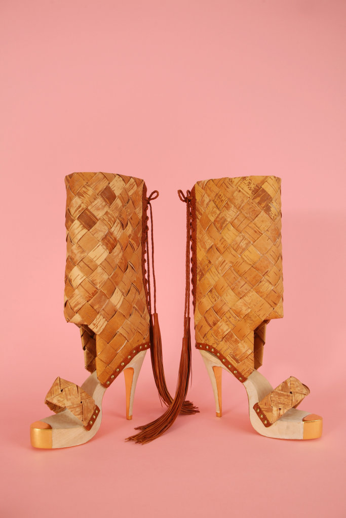 Christian Never say never, Chaussures d'Aia Jüdes, Next level craft, Institut Suédois