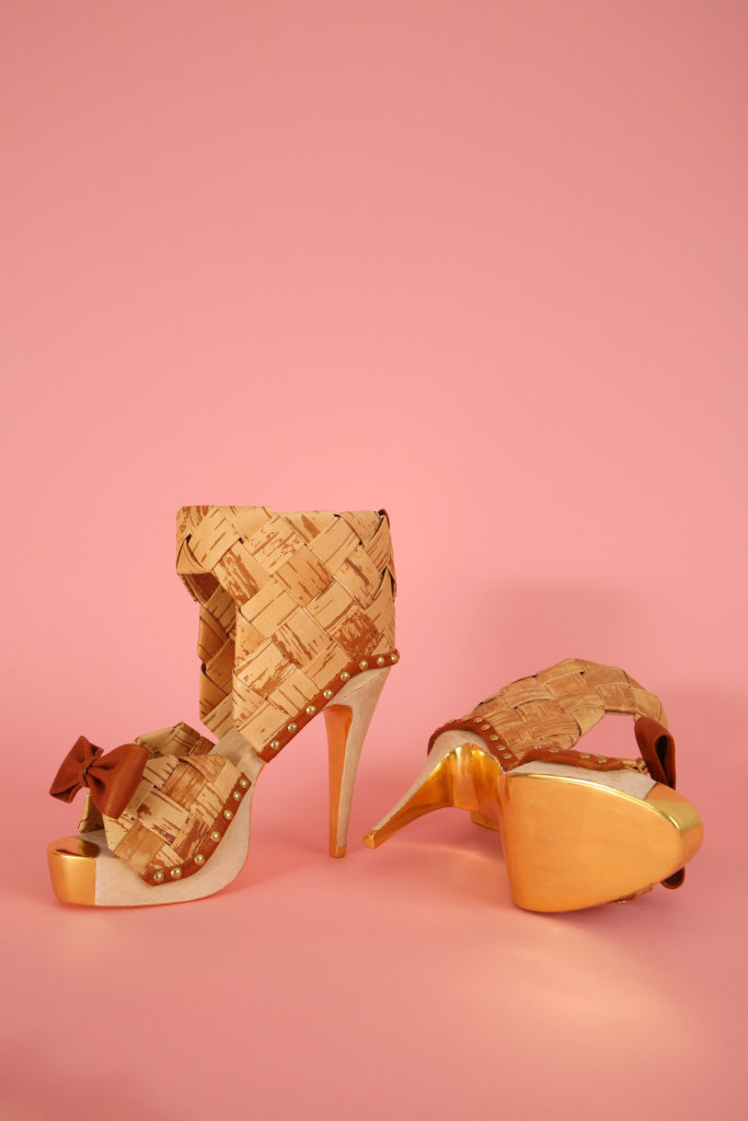 Christian no Never say Never, Chaussures d'Aia Jüdes, Next level craft, Institut Suédois