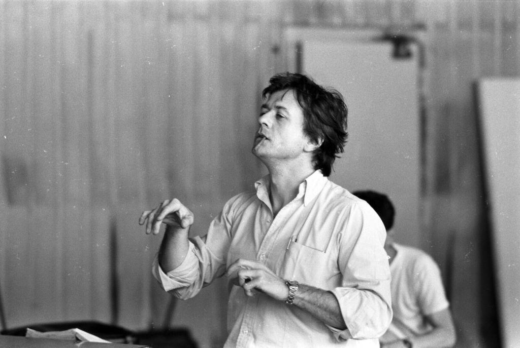 Patrice Chéreau, Mettre en scène l'opéra, BnF