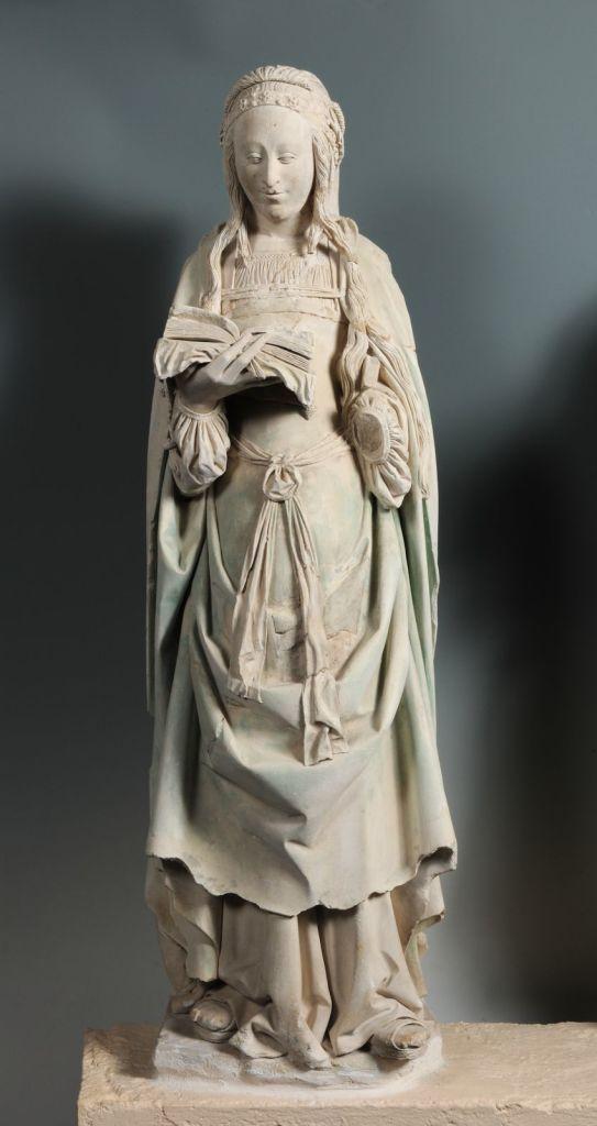 Sainte Catherine Champagne (Troyes), premier tiers du XVIe siècle