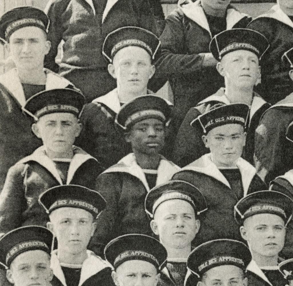 Groupe des Écoles de la 2me Région Maritime, Rade de Brest