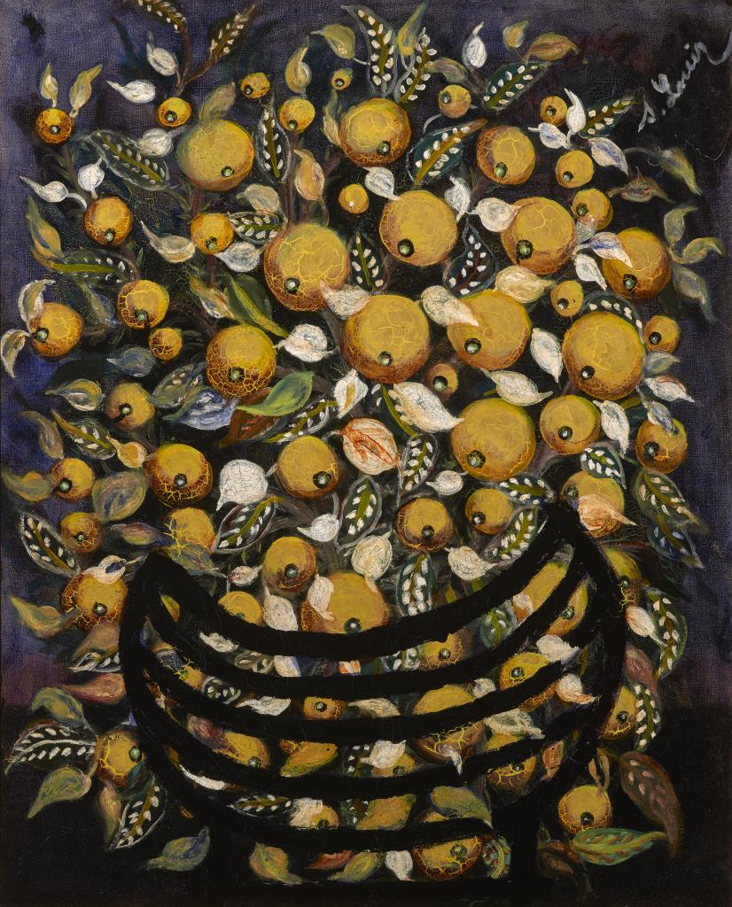 Séraphine Louis, Les Fruits, vers 1928