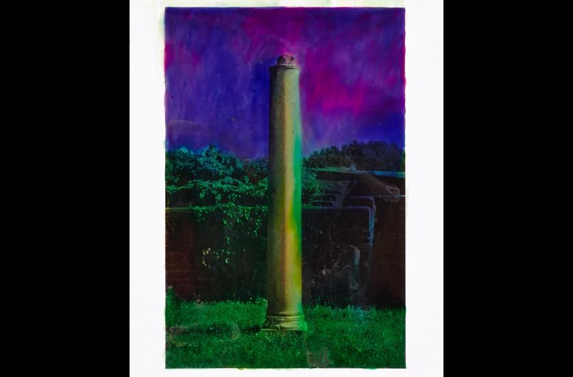 Série Roma Memoria Mundi, 1988, Courtesy Galerie Mitterrand, Paris