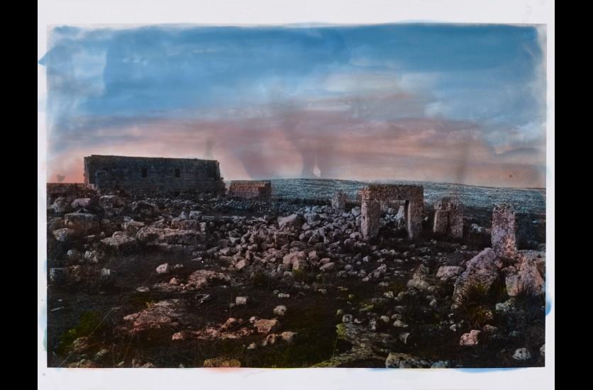 Série Villes Mortes, Syrie, 1992