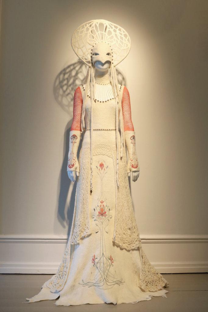 Wool Goddess Johanna Hofring and Tor Söderin Next level craft, Institut Suédois