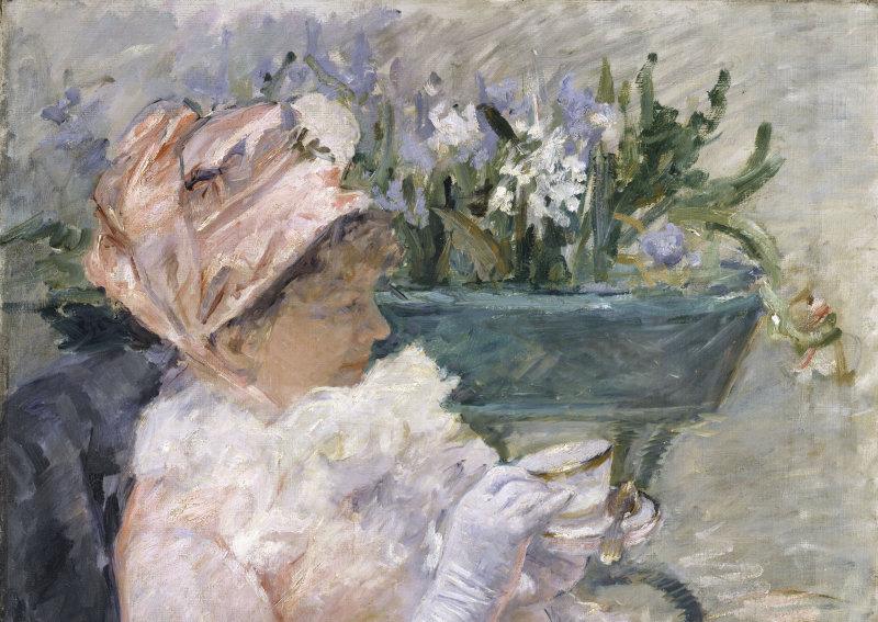 Cassatt Mary (1844-1926). Etats-Unis, New-York (NY), The Metropolitan Museum of Art. 22.16.17.