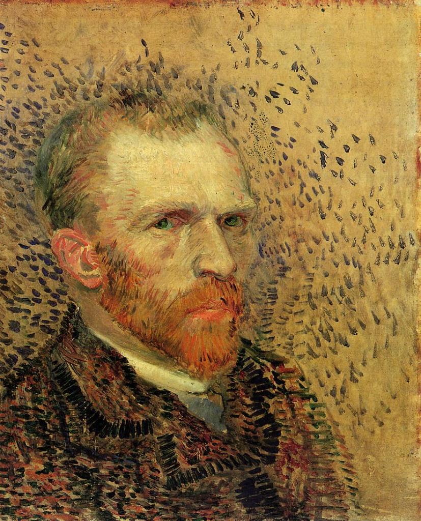 06. Les Hollandais à Paris - Van Gogh, Autoportrait