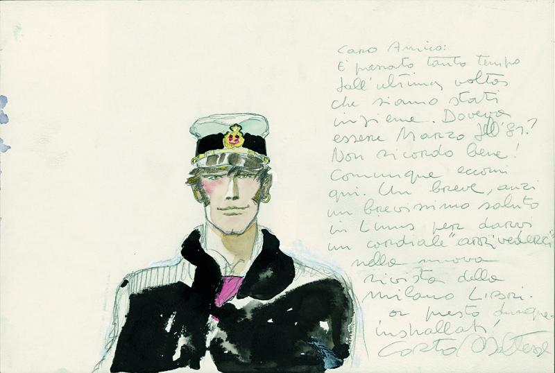 Corto Maltese – Portrait (1983)