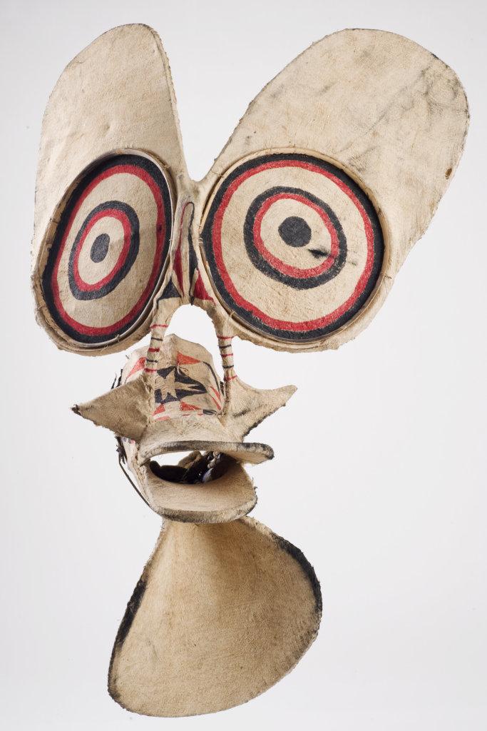 Masque kavat (Papouasie Nouvelle-Guinée)