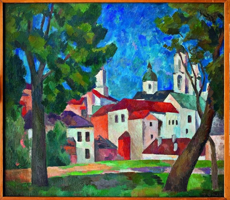 7 Peter Falk Vitebsk 1921