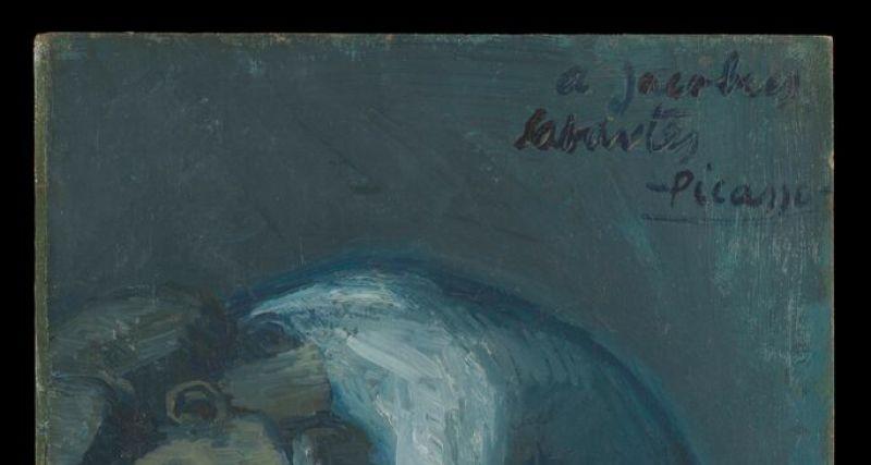 Pablo Picasso, Femme repassant, 1901
