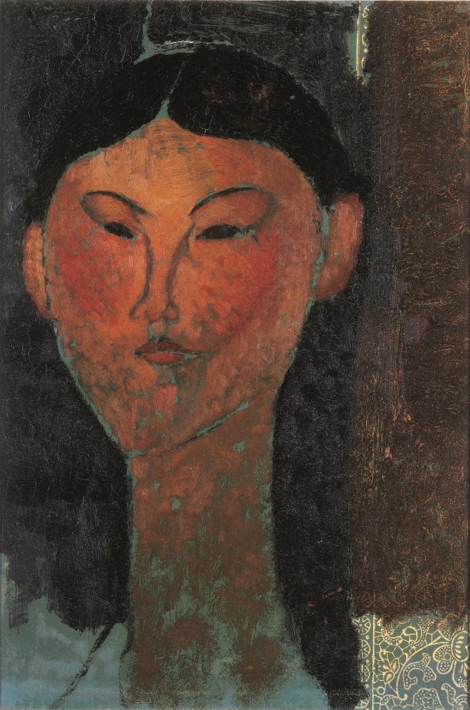 Beatrice Hastings, 1915, Tate Modern, Londres