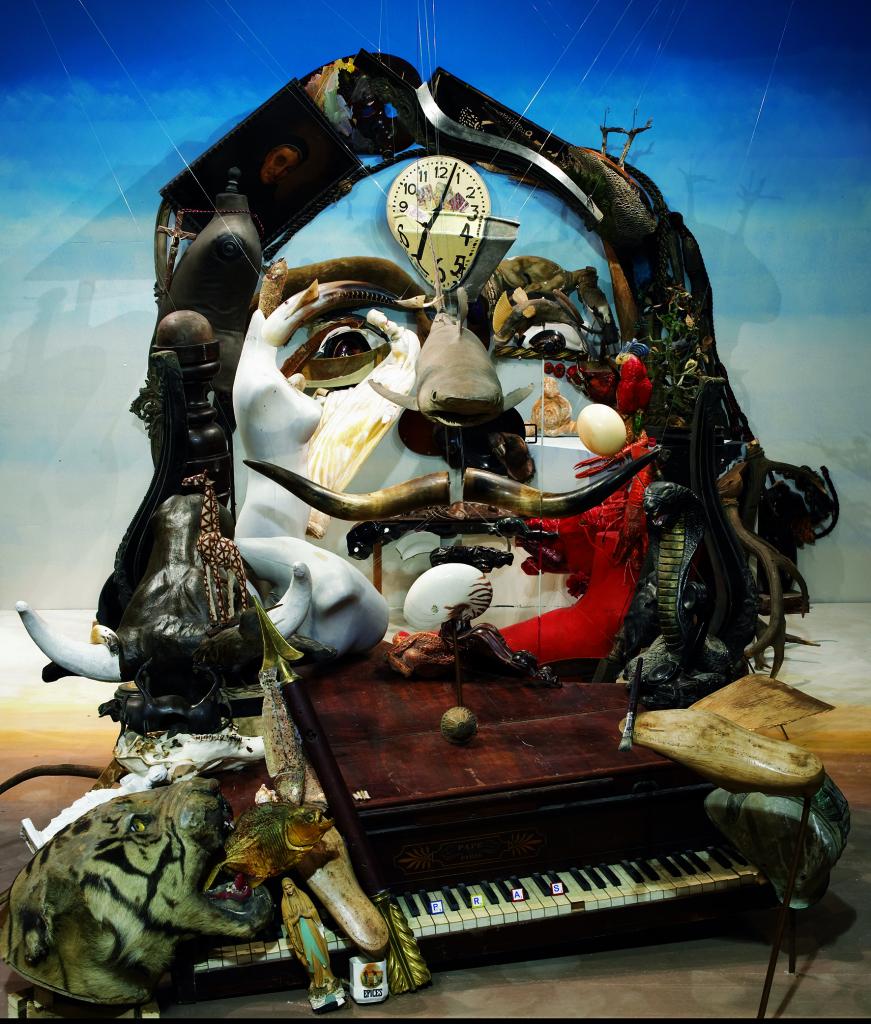 Bernard Pras, Dalí, 2004 - Exposition Bernard Pras au Musée du Touquet-Paris-Plage