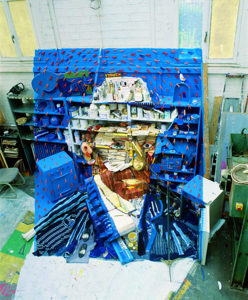 Bernard Pras, Van Gogh, 1999 - Exposition Bernard Pras au Musée du Touquet-Paris-Plage