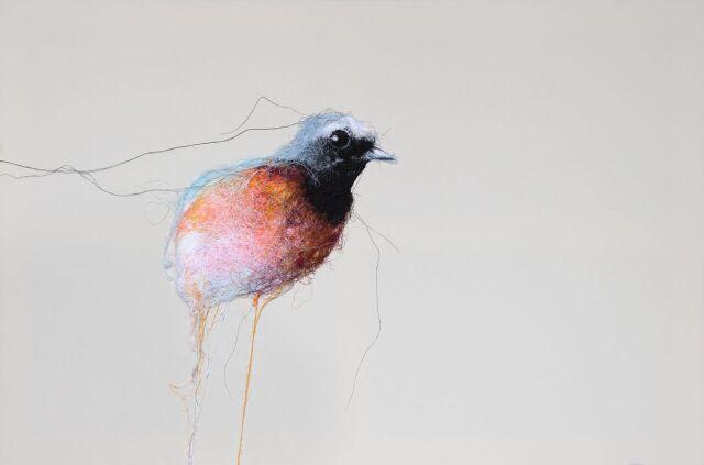 Mathieu Ducournau , Oiseau#3, 2017
