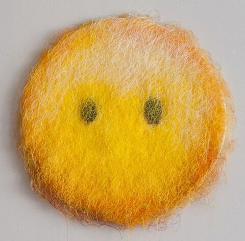 Mathieu Ducournau - Smiley, 2017